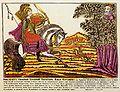 Илья Муромец и Соловей-разбойник (XVIII век)