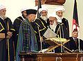 Inauguration of President Hamid Karzai in December 2004, 041207-F-5586B-025.jpg