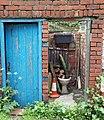 Inconvenient^ - geograph.org.uk - 881460.jpg
