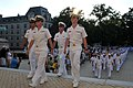 Induction Day at the U.S. Naval Academy. (9194221810).jpg