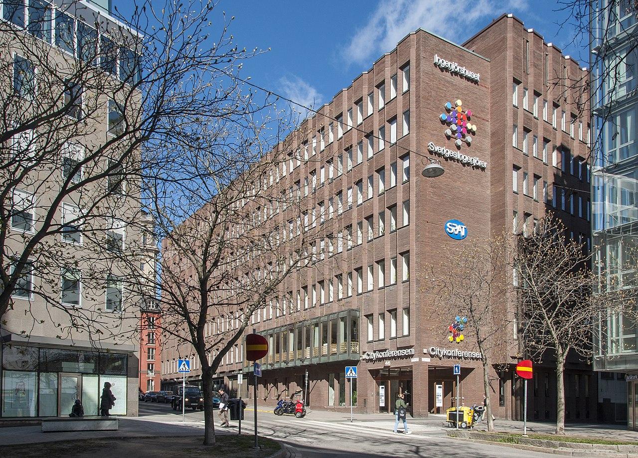 Bildresultat för citykonferensen ingenjörshuset