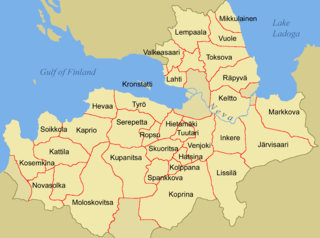 Ingrian dialects