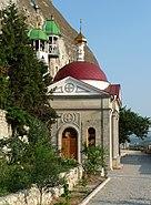 Inkerman cave monastery 2009 G1
