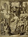 Inleyding tot de hooge schoole der schilderkonst - anders de zichtbaere werelt - verdeelt in negen leerwinkels, yder bestiert door eene der zanggodinnen - ten hoogsten noodzakelijk, tot onderwijs, (14597199617).jpg