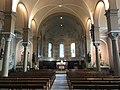 Intérieur de la seconde église Saint-Julien de Beynost (Ain, France) en août 2018 -- 1.JPG
