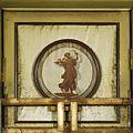 Interieur, overzicht van een interieurschildering in de theekoepel - Haarlem - 20388338 - RCE.jpg