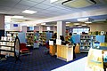 Interior of Great Shelford Library - geograph.org.uk - 1611565.jpg
