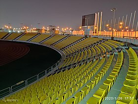 Interior view of Suheim Bin Hamad Stadium in 2020.jpg