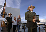 Interment ceremony aboard the USS Arizona Memorial DVIDS134892.jpg