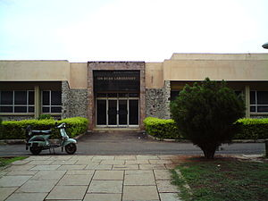 Institute of Physics, Bhubaneswar - The Ion Beam Laboratory at IOP