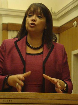 Iris Martinez - Image: Iris Martinez State Senator