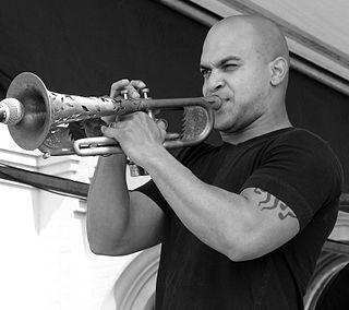 Irvin Mayfield American musician