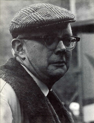 Irving Howe - Howe during his year as writer in residence at University of Michigan, 1967-1968