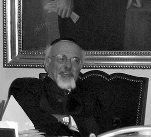 Ishak Haleva - Chief Rabbi Ishak Haleva