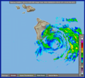 Iselle radar 20140808 0845 UTC.png