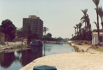 Egyptian Public Works - The Ismailia Canal