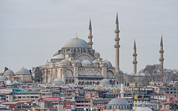 Istanbul asv2020-02 img49 Süleymaniye Mosque.jpg