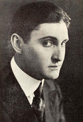J. Frank Glendon - Glendon in 1921