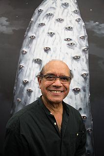 José García Cordero Dominican artist