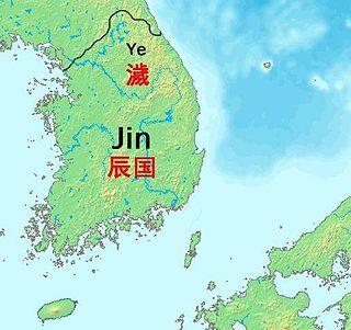 Jin (Korean state) Korean state during the Iron Age