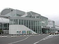JRE-Aoimoritetsudou HachinoheStation-West.jpg