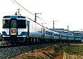 JR shikoku kiha185 blue nanpu 1990.jpg