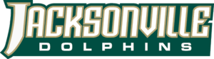 2012–13 Jacksonville Dolphins men's basketball team - Image: JU Dolphins wordmark