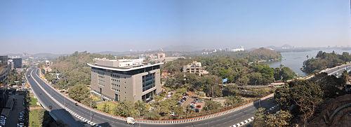 Jogeshwari–Vikhroli Link Road - Wikipedia