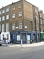 J Evans at Junction of Warren Street and Conway Street, London W1 - geograph.org.uk - 398669.jpg