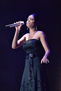 Jaclyn Victor Malaysian singer; Malaysian Idol winner
