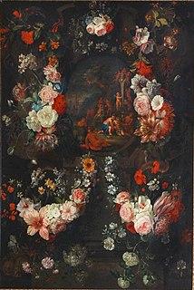 Jacob Caproens Flemish still life painter