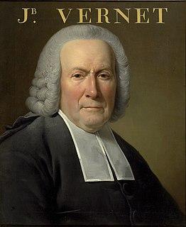 Jacob Vernet Genevan theologian