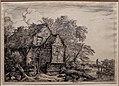 Jacob van ruysdael, il ponticello, 1650 ca.jpg