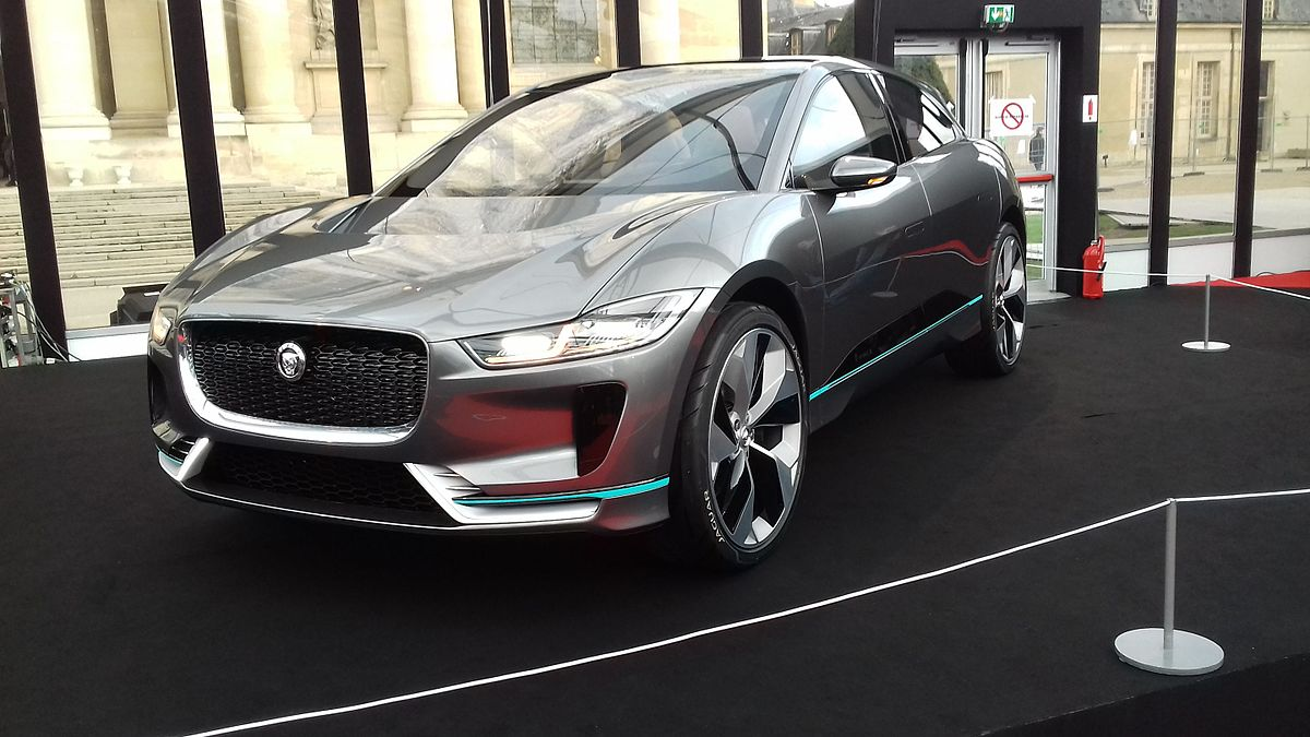 Land Rover Los Angeles >> Jaguar I-Pace - Wikipedia