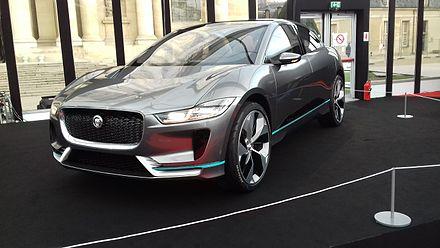 Jaguar (automobile) — Wikipédia