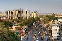 Jaipur 03-2016 33 surroundings of Jaipur railway station.jpg