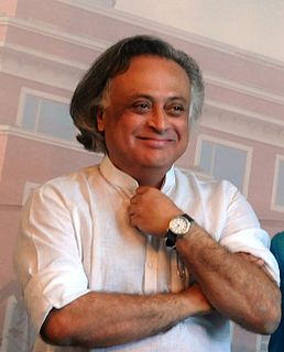 Jairam Ramesh Indian politician