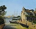 Jakob Alt - Blick auf San Giorgio Maggiore in Venedig - 2536 - Österreichische Galerie Belvedere.jpg