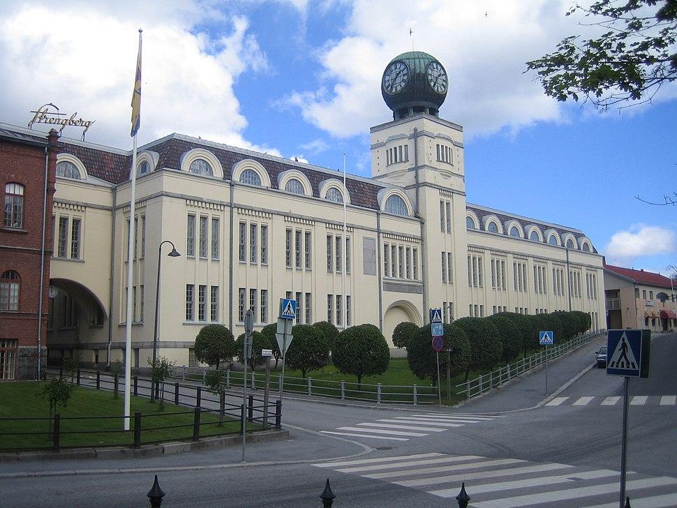 Jakobstad Tobacco Factory 1