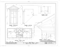 James B. Bailey House, 1121 Northwest Sixth Street, Gainesville, Alachua County, FL HABS FLA,1-GAINV,1- (sheet 4 of 11).png