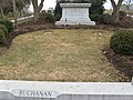 James Buchanan's grave in Lancaster, Pennsylvania. - panoramio.jpg