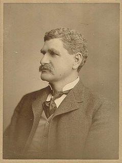 James Harvey Crawford American town founder (1845-1930)