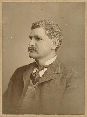 James Harvey Crawford - James H. Crawford in 1902