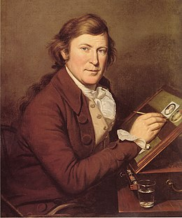 James peale painting a miniature charles willson peale.jpg