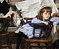 James tissot, aspettando il traghetto alla falcon tavern, 1874, 02.jpg