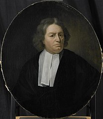 Portrait of Jan van der Burgh, Director of the Rotterdam Chamber of the Dutch East India Company, elected 1649