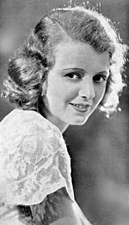 Janet Gaynor American actress and painter