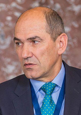 Janez Janša - Janez Janša in 2017