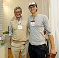 Jared Kushner and Peter Kaplan (cropped).jpg