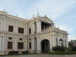 Jayalakshmi Vilas - The Jayalakshmi Vilas Mansion